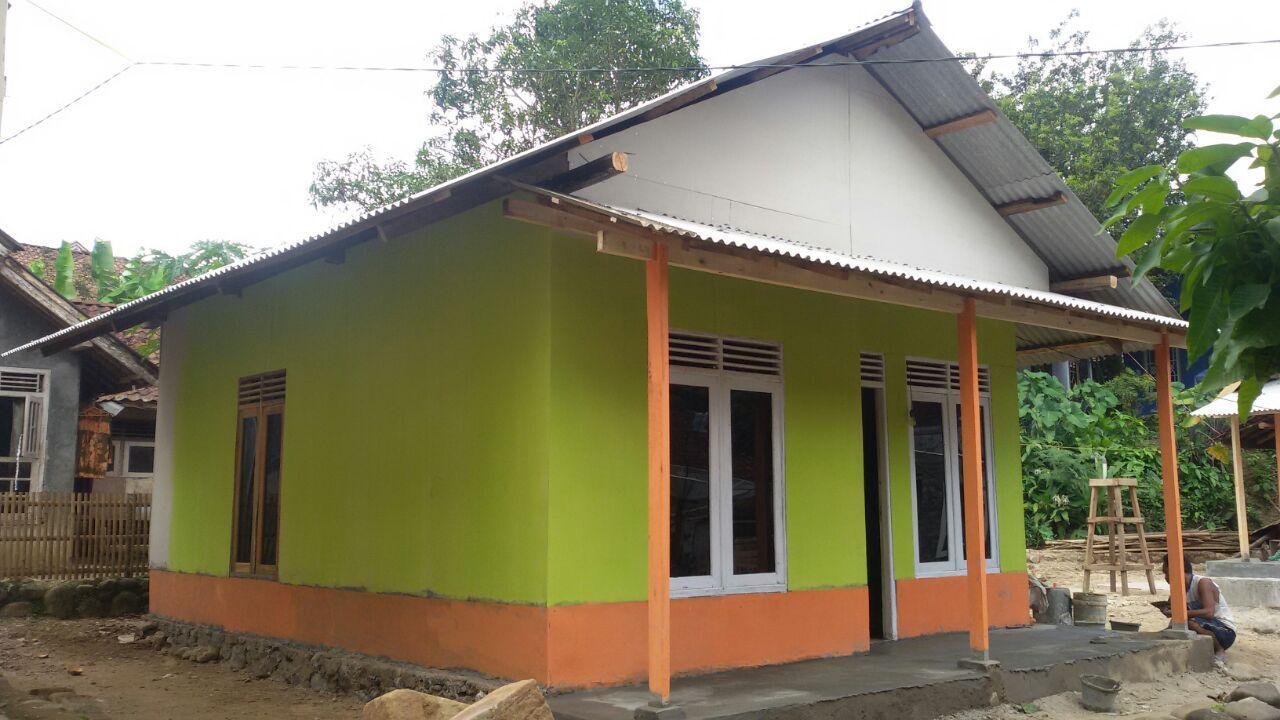 Kabupaten Lebak Peroleh Bantuan 445 Rumah