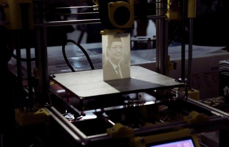Bersiap Revolusi Industri 4.0, Fakultas Teknik UGM Kembangkan Printer 3D